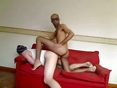 Паренек ебет своего приятеля в анал