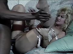 Классическое межрасовое порно