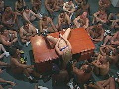 Много спермы для ненасытной блондинки